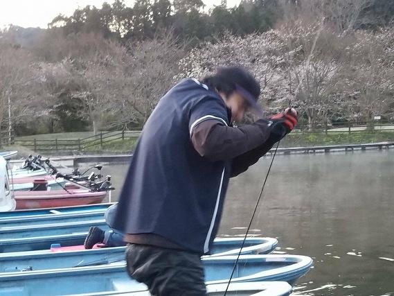 亀山ダム房総チャプターバス釣り