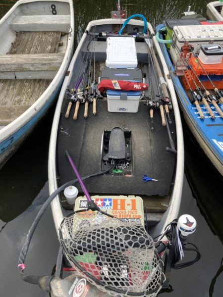 ボートセッティングレンタルボート