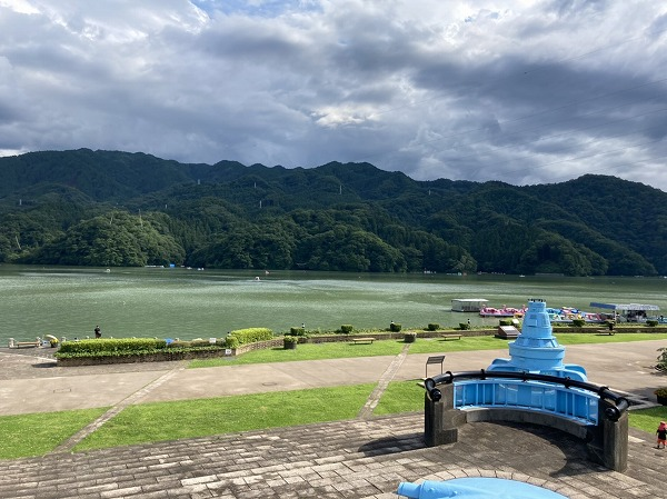 相模湖カヌー